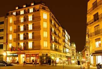 Hôtel-Résidence :: Geneve